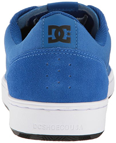 DC Astor, Scarpe da Skateboard uomo multicolore Black/White Royal/Black