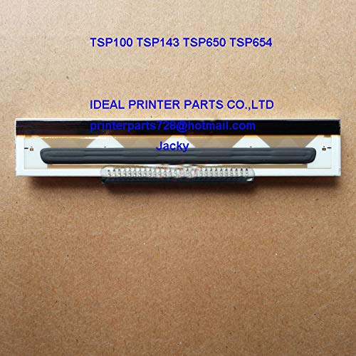 Printer Parts Original refurbished Thermal Print Head for ST TSP100 TSP143 TSP650 TSP654 Thermal Print Head for Sports Lottery Printer