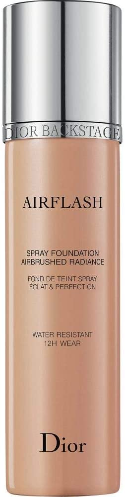 Dior Backstage Airflash Spray Foundation 302 Rosy Beige (Light to Medium: Cool Pink Undertone)