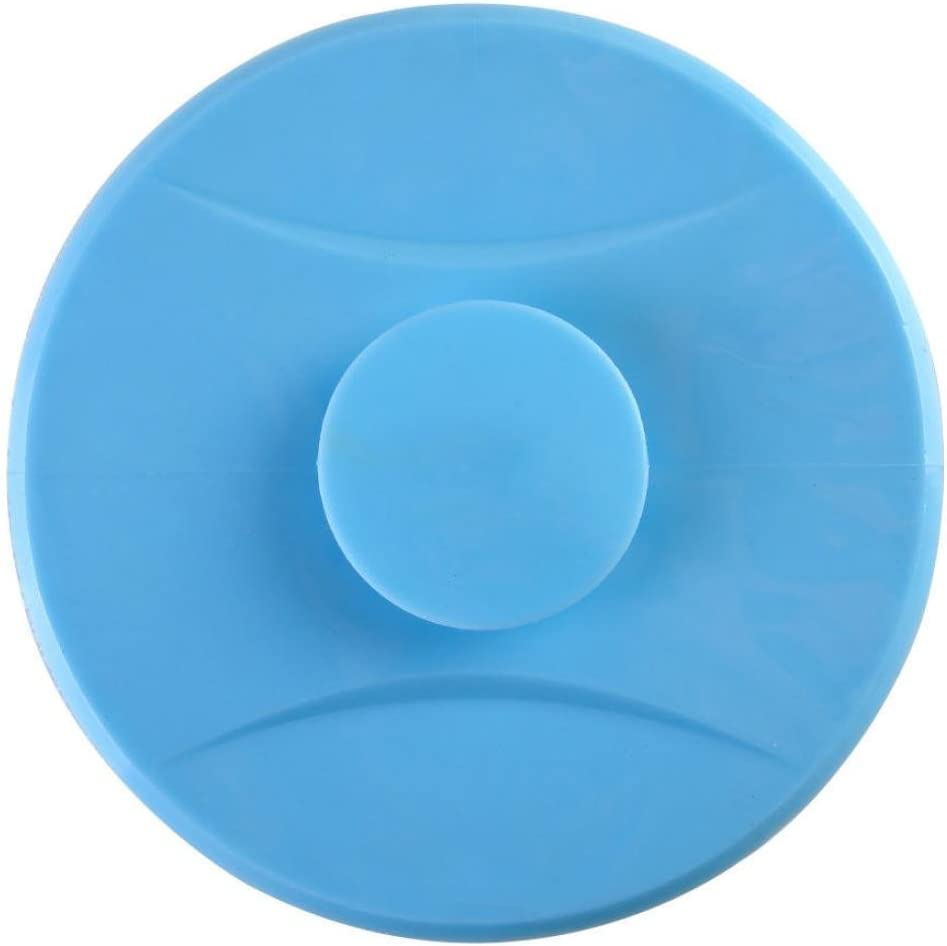 Feccile Universal Bath Tub Sink Silicone Water Stopper Tool for Kitchen Bathroom