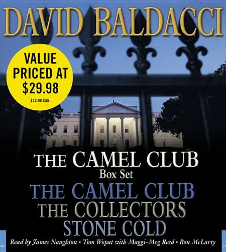 The Camel Club Audio Box Set (Camel Club Series) by Brand: Grand Central Publishing