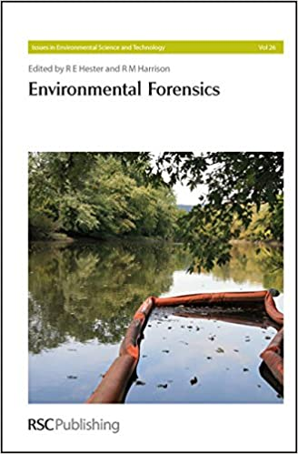 Environmental Forensics: RSC (Issues in Environmental