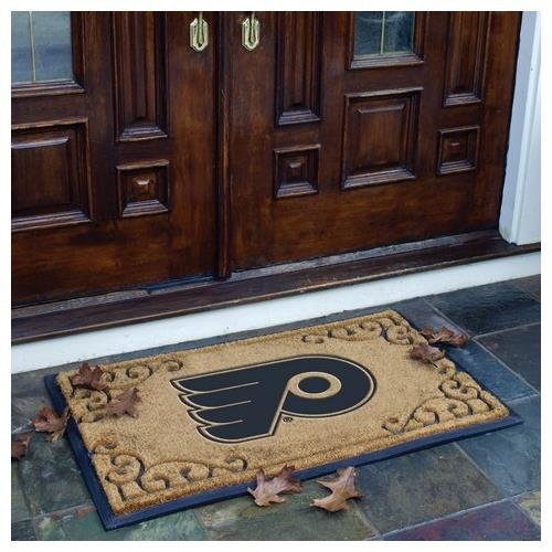 (NHL Philadelphia Flyers Door Mat)