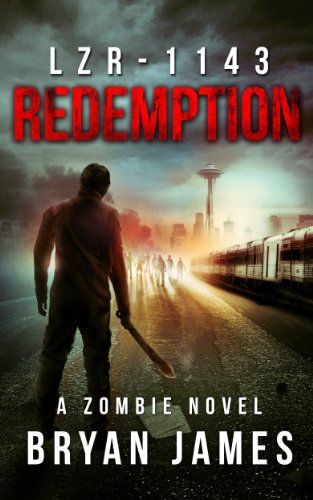 LZR-1143: Redemption by [James, Bryan]