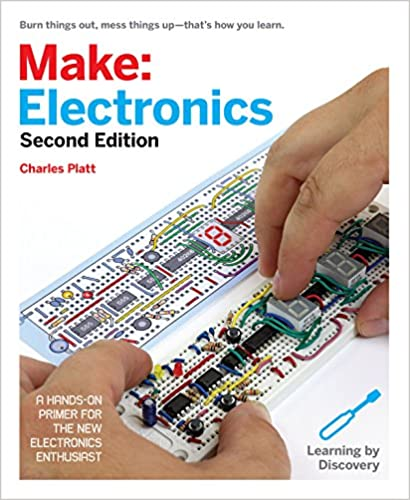 Make electronics learning through discovery charles platt ebook make electronics learning through discovery charles platt ebook amazon fandeluxe Image collections