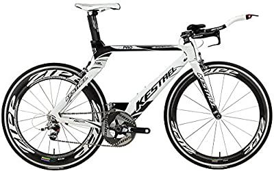 2010 Kestrel Airfoil SL Special Edition 19028050 White/Black 50CM Bike