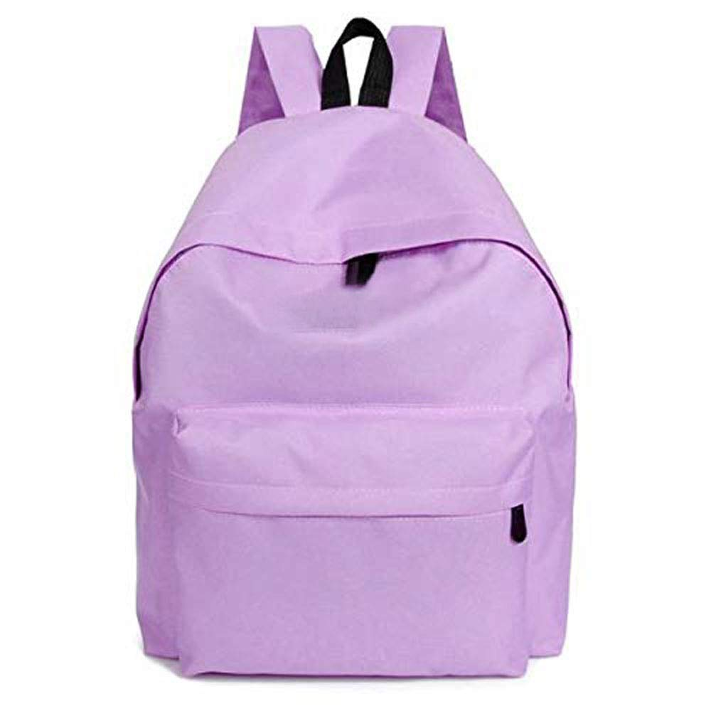 BHDYHM Unisex Canvas Book Shoulder Bag Rucksack Waterproof
