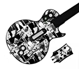 MusicSkins MS-BIJU10026 Guitar Hero Les Paul- Xbox 360 & PS3- BiJules- Erotic Comic Skin