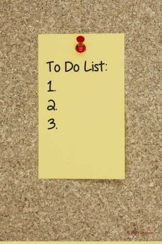 my to do list journal personal planner my to do list journal