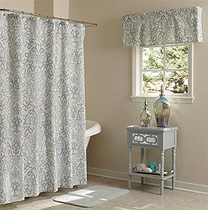 Amazon Split P 2657 040 Loryn Ikat Shower Curtain 72 X 72