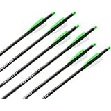 Tenpoint Crossbow Technology Victory 400 Carbon 20-Inch Arrow, 6-Pack