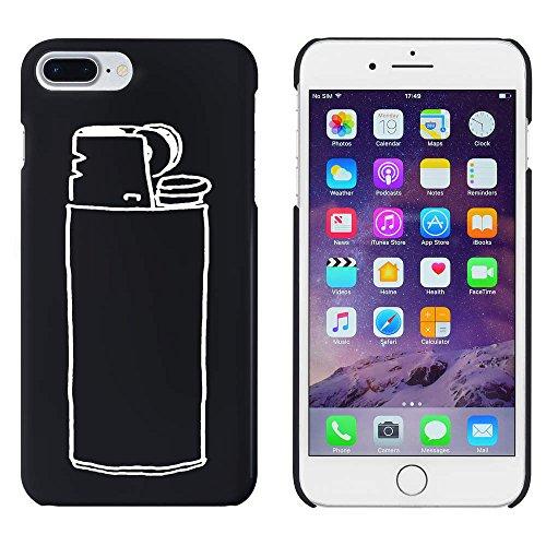 Azeeda Black 'Lighter' Case / Cover for iPhone 7 Plus (MC00165528)
