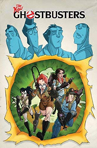Ghostbusters Volume 5: The New Ghostbusters by Erik Burnham (2013-07-23)