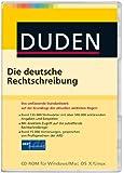 DUDEN Die Deutsche Rechtschreibung