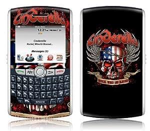 Zing Revolution MS-CIND10067 BlackBerry 8800 Series- 8800-8820-8830- Cinderella- Ameriskull Skin