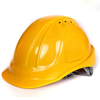 ZXW Casco- Casco ABS Tipo M clásico Versión Mejorada del Sitio Construcción Protección Laboral Protección