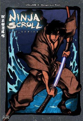 Ninja Scroll: The Series vol. 2 Dangerous Path