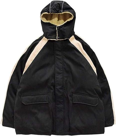 (モリミ)メンズジャケット 裏ボア 入綿コート フード付き 厚手コート 冬服 カシミヤジャケット 野球服 ゆったり 暖かい オシャレ ファッション ふわふわ 通学 通勤 旅行