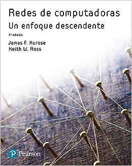 Book's Cover of REDES DE COMPUTADORAS (Español) Tapa blanda – 19 mayo 2017