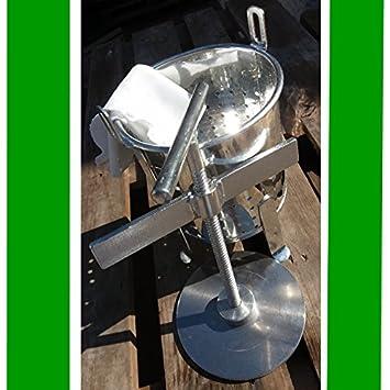 Original Klosspresse Xxl 35 X 24 Cm Mit Auspresssackchen Und Rezept Thuringer Klosse Selbst Machen Selber Machen Zubereiten Kochen Handpresse