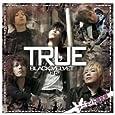 BLACK VELVET/TRUE アニメイト限定盤