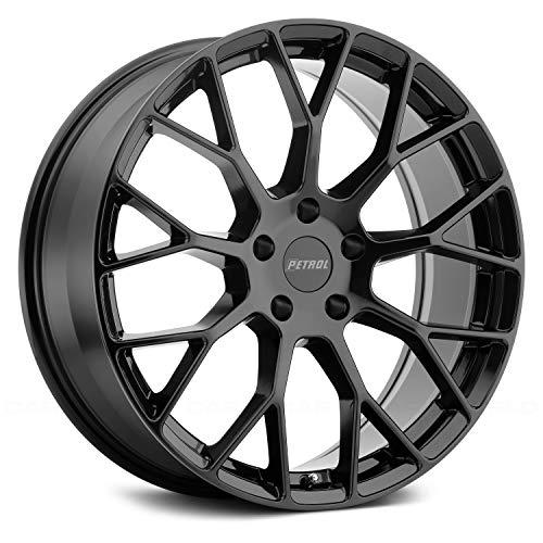 Petrol Wheels - Petrol P2B Custom Wheel - Gloss Black 17