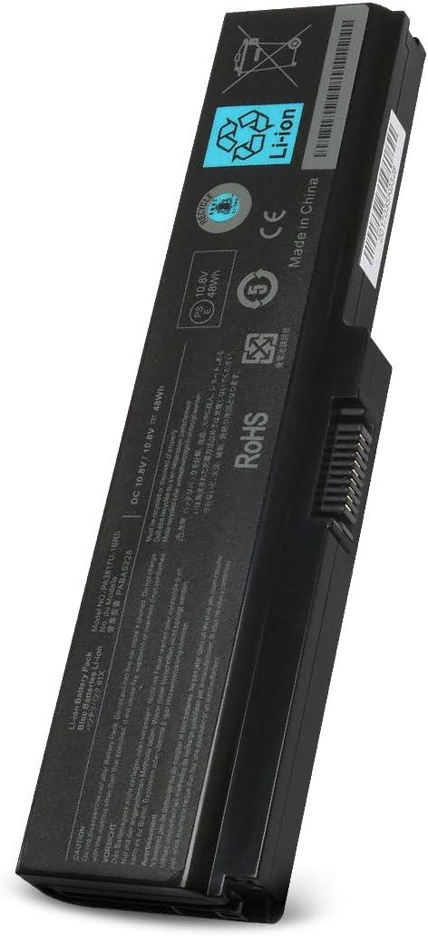 PA3817U-1BRS for Toshiba PA3818U-1BRS PA3819U-1BRS Laptop Battery Toshiba Satellite C655 L755 P755 L655 A665 A665-S6050 L745 C655D M645 P745 L675 L675D C675 C675D L645D L645 L700 P755D Series