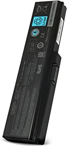 New 10.8V 48Wh PA3817U-1BRS PA3819U-1BRS Laptop Battery Replace for Toshiba Satellite L645 L755 L655 L645D L655D L675 L675D L745 L755D PABAS228 C655 C675 C675D P745 P755 P775 M645