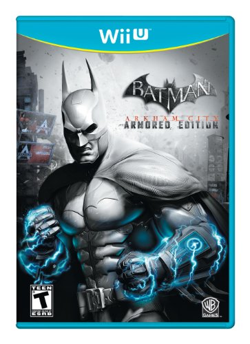 Batman Arkham City: Armored Edition (Best Wii Fps Games)