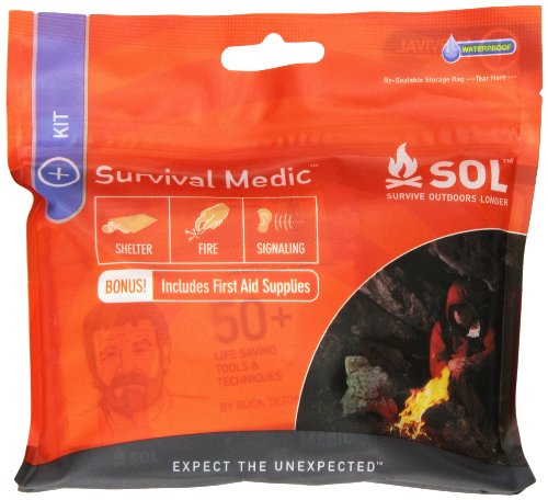 Survive Outdoors Longer Survival Medic Kit