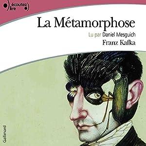 La Métamorphose   Livre audio