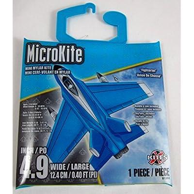 FighterJet Microkite: Toys & Games
