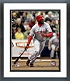 "Ken Griffey Jr. Cincinnati Reds MLB Action Photo (Size: 12.5"" x 15.5"")"