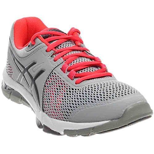 Mid Cross Training Shoe (ASICS Women's Gel-Craze TR 4 Cross-Trainer Shoe, Mid Grey/Carbon/Diva Pink, 8.5 M US)