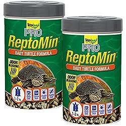 Tetra Tetrafauna Pro ReptoMin Baby Turtle Formula Sticks, 1.13 oz. (77093) (2 Pack)