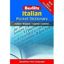 Berlitz Italian Pocket Dictionary: Italian-English/English-Italian