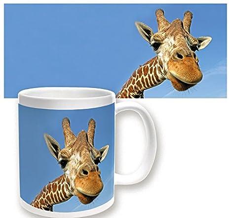 Becher Giraffe Benny Rebel Guten Morgen Becher Amazonde