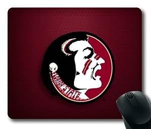 Customizablestyle Florida State Seminoles NCAA Mousepad, Customized Rectangle DIY Mouse Pad