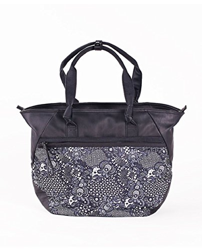 LULULEMON EVERYTHING BAG - Pretty Lace White Black - O/S by Lululemon