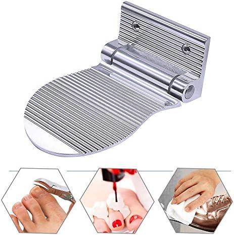 Shower Foot Rest, Shower Leg Shaving Rest, Space Aluminium Folding Shower Step, Non Falling and Non Slipping,...