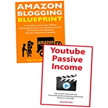 How to Make Passive Income  as an Online Affiliate Marketer: Amazon & YouTube Marketing Book Bundle