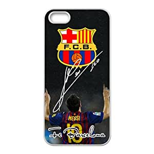 FCB Fashion Comstom Plastic case cover For Iphone 5s