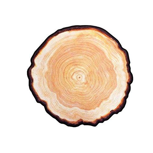 リビング カーペット 現代 じゅうたん アメリカン 絨毯 ラグ 滑り止め 敷物 北欧デザイン 約0.9畳 EBODONG 120cm(円)  B079CF537N