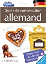 Guide de conversation Allemand par Collectif