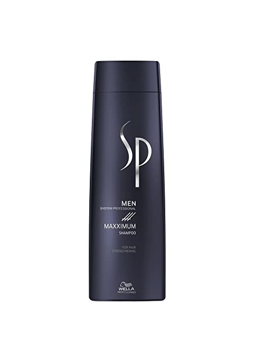 CLEANSING MAXIMUM CHAMPU MEN 250 ML.