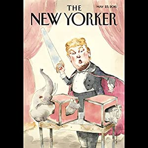 The New Yorker, May 23rd 2016 (Jonathan Franzen, Sarah Larson, Jessi Klein) Periodical