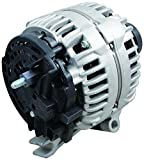 New Alternator For 2006 2007 2008 2009 Chevrolet Impala 3.9L 3.9 W/Clutch Pulley