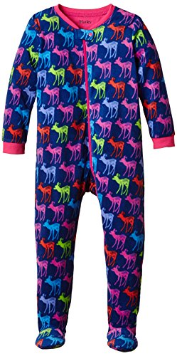 Hatley Little Footed Fleece Coverall