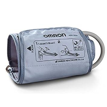 Amazon.com: Omron Tensiómetro de brazo Home D-Ring Cuff 9