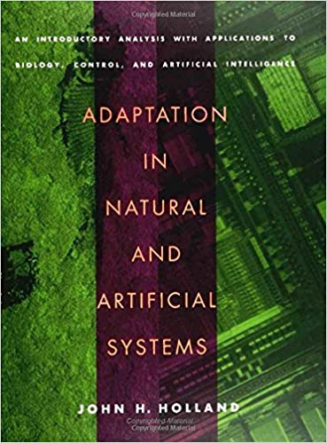 amazon com adaptation in natural and artificial systems an